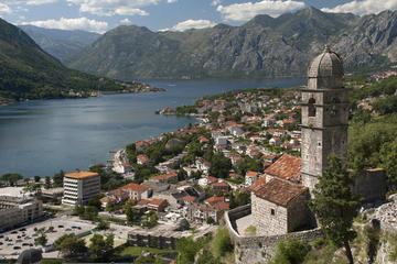 Costa de Montenegro desde Dubrovnik
