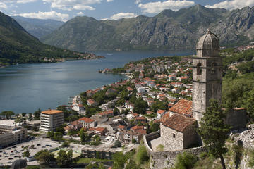 Montenegro Coast Experience from Dubrovnik (private)