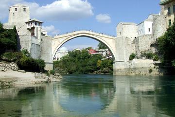 Sinais do oriente em Mostar, partindo de Dubrovnik
