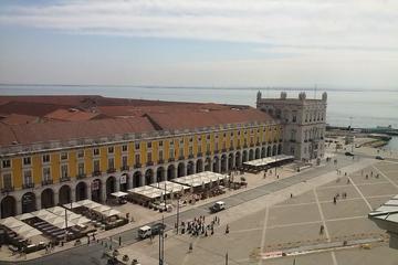 Lisboa com os habitantes locais