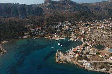 Ferry To Greek Island Kastellorizo...