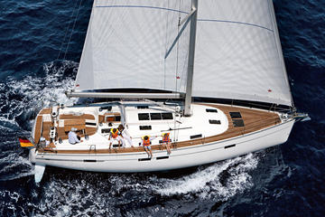 Skippered Sailing Yacht a Bavaria 45...