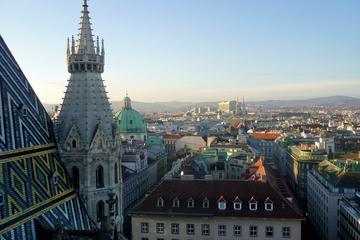 4-stündige Stadtbesichtigung in Wien...