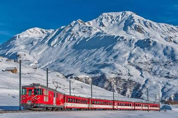 Eintägige Gletscher-Express-Tour mit...