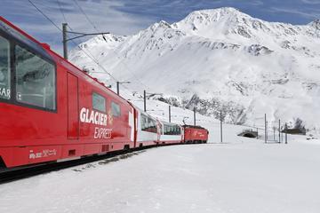 Excursion d'une journée Glacier Express avec guide privé