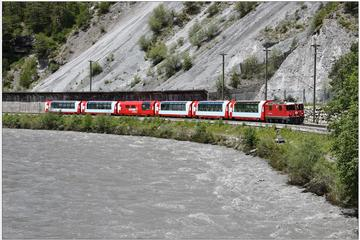 One-Day Glacier Express Tour with ...