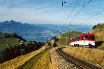 Private Guided Day Tour to Mount Rigi from Lucerne