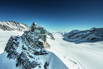Private Guided Tour to Jungfraujoch ex Interlaken