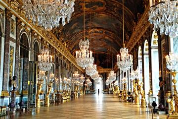 Private Tour: Versailles Palace Half-Day Trip from Paris