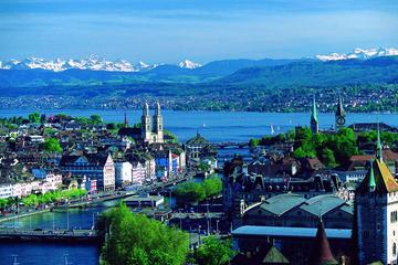 Visite de la ville de Zurich en...