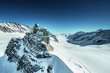 Visite guidée privée au Jungfraujoch depuis Interlaken, avec visite à...