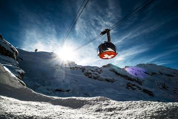 Visite guidée privée d'une journée au Mont Titlis au départ de...