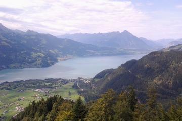 Visite guidée privée de 3heures d'Interlaken