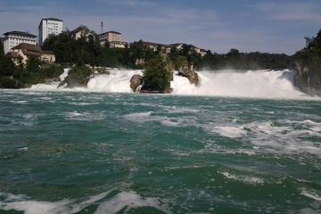 Visite guidée privée de Schaffhausen et des cascades du Rhin au...
