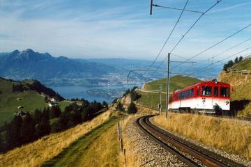 Visite privée guidée d'une journée pour le Mont Rigi au départ de...