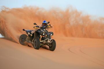 Dubai 2-timers quad-bike-tur