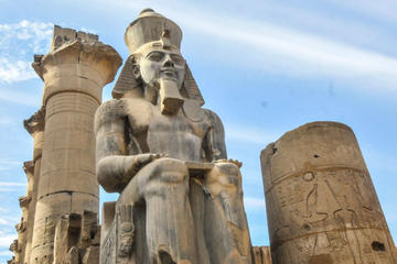 Full Day Luxor From Hurghada with Lunch