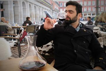 Degustazione a Madrid: tour