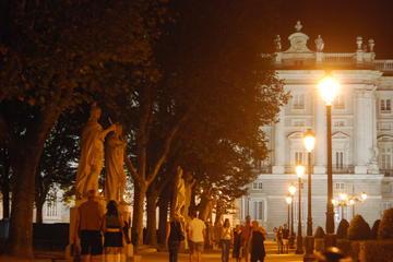 Visite privée de 4heures de Madrid en soirée