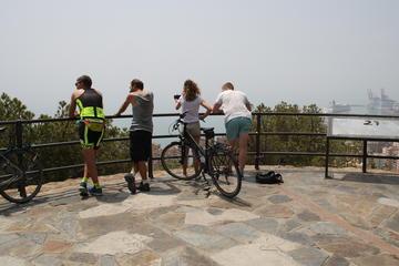 Recorrido en bicicleta panorámico: castillos y lugares destacados de...