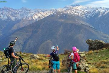 Half-Day E-Bike Tour to Veleta Peak with Equipment