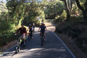 Excursión en bicicleta del rey del Monte de la Luna desde Sintra