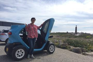 Twizy Electric Car Rental in Sintra