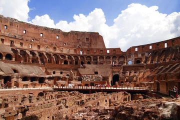 Walking Tour of Colosseum Underground and Ancient Rome
