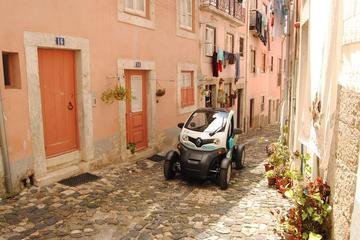 Electric Car Tour of Lisbon Old Town...