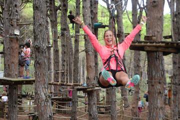 Costa Brava-Abenteuerpark: 5 Abenteuer