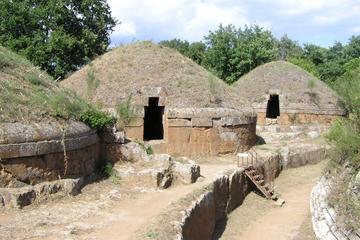 Campagna romana: siti etruschi di
