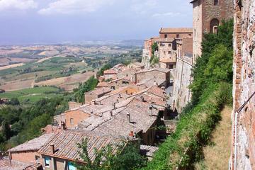 Cortona and Montepulciano Tour From Rome