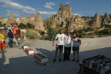 Private Day Tour of Cappadocia with...