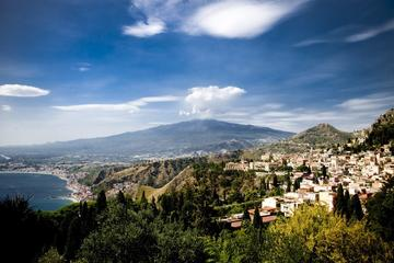 Private Tour: Mt Etna and Taormina...