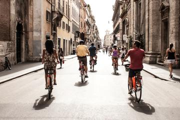 Private Bike Tour: Discover Rome in 3-Hours