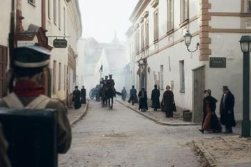 Filming Sites of BBC Series WAR and PEACE in Vilnius