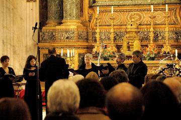 Cripta dos Capuchinhos: Concerto...