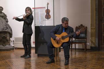 Paganini Opera: Concert and Tour in Genoa