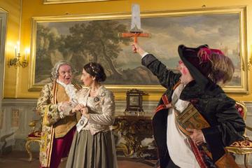 The Italian Opera: La Serva Padrona at Palazzo Doria Pamphilj