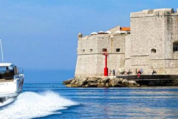 Dubrovnik sea panorama - Private shorex tour