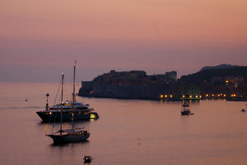 Private Tour: Dubrovnik Sunset Panorama Cruise