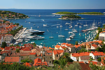 Private Transfer Dubrovnik to Hvar by Boat