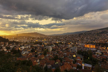 Sarajevo - The City of Charm - Private Tour from Dubrovnik