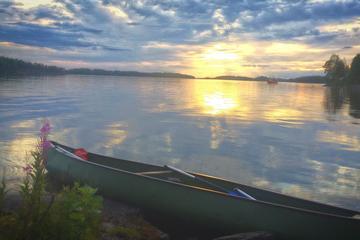 Canoe safari in Southern Konnevesi...