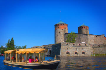 Private Ecoboat Charter Cruise in Savonlinna