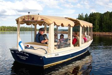 Romantic Evening Canal Cruise in Varkaus