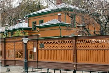 Literary City Tour of Moscow with Leo Tolstoy House Museum