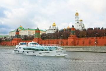 Moscow Scenic River Cruise with Guide