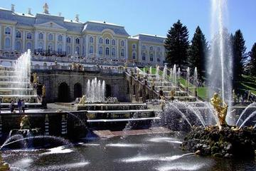 Peterhoff Grand Palace and Parks ...