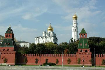 Visite à pied du Moscou classique